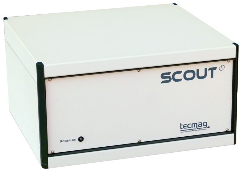 Tecmag SCOUT Front